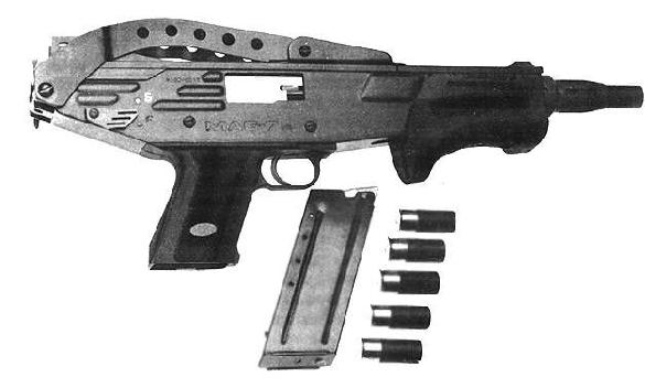 Techno-Arms MAG-7/M1