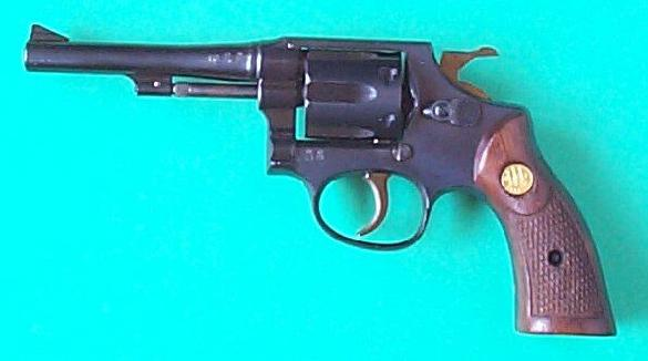 Beretta Revolver PR-71