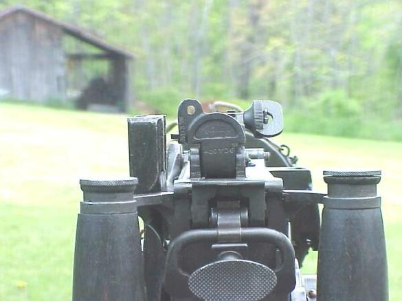 Vickers 400yd battle sight