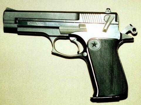 Star M30 9mm