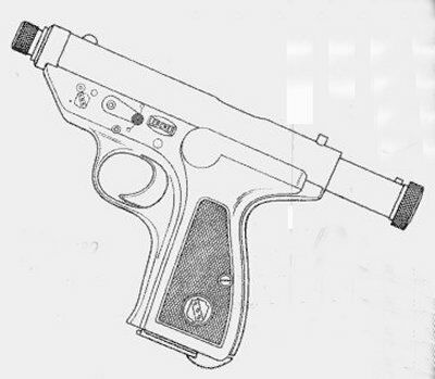 Lercker cal. 6.35 mm made in Italy