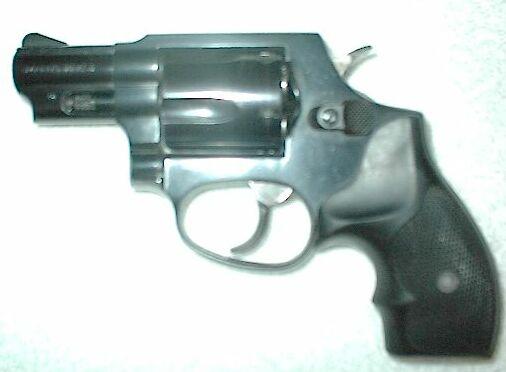 Tauras Mod 85 .38 cal 5 shot