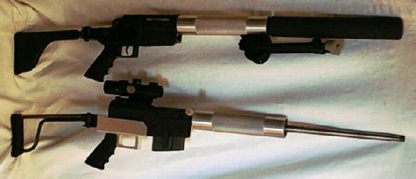 MAS Rifles Americanized
