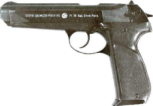 STEYR Pi-18 & STEYR GB