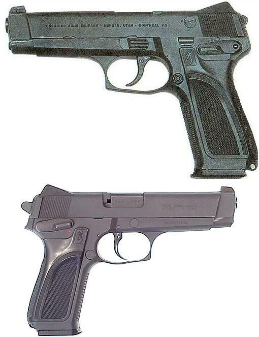 FN Browning BDM