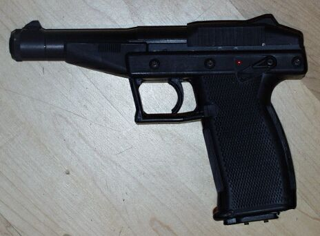 Gredel P 30, 22 mag pistol.