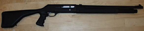 Baretta 1201FP shotgun