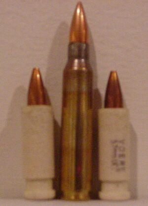 Voere Vec 91 5.7x26 UCC (caseless ammo)