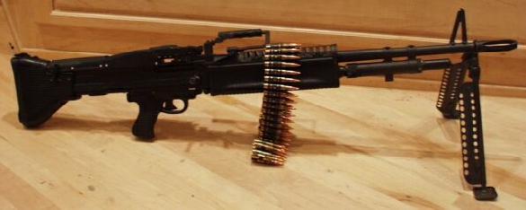 Springfield Armory SA1 M-60 semi