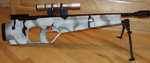 McMillan M-92 Bullpup 50 BMG