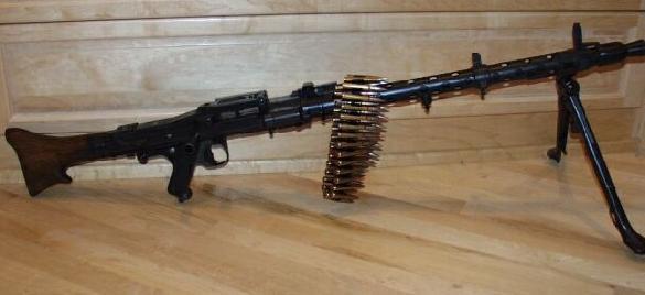 TNW MG34 Semi