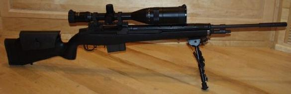 Springfield Armory US Rifle Carlos Hathcock M25