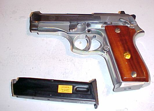 Taurus PT58 SS