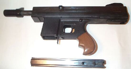 Commando Mark 45 Thompson Pistol