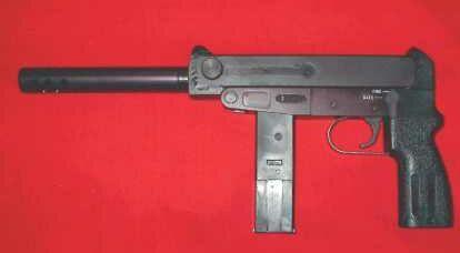 Cobray Scorpian Pistol