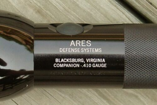 ARES DEFENCE COMPANION .410 3-cell Maglite.