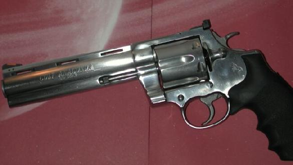 Colt Anaconda 45 LC
