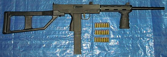 Cobray CM-11 Carbine