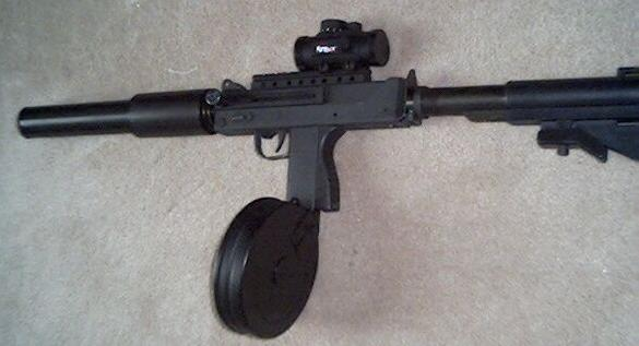 M11 collapsible stock