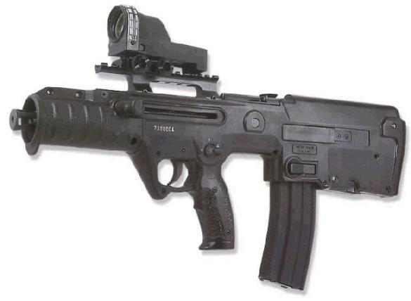 IMI Tavor-2 5.56mm
