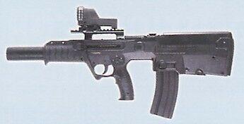 IMI Tavor-2 9mm