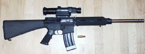 SSK Industries 458 Socom