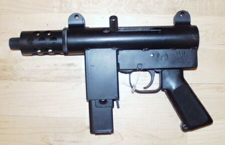 Enfield America MP45
