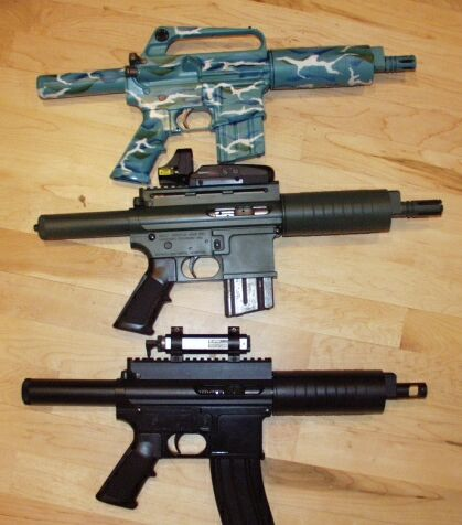 Rocky Mountain Arms- Patriot Pistols