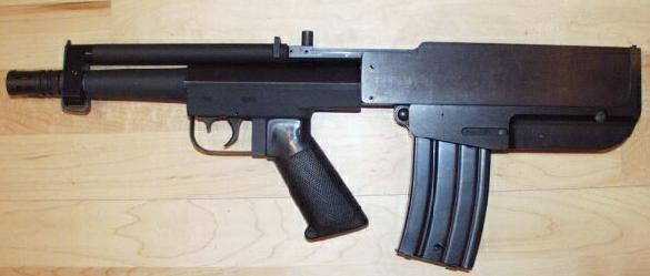 Bushmaster/Gwinn 223 Pistol