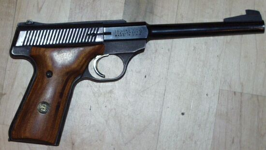 Browning Challenger II 22 LR