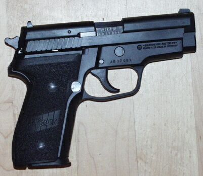Sig Sauer P229 357 Sig