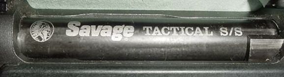 Savage 110 Tactical S/S Mod. FTSS .308 & .223