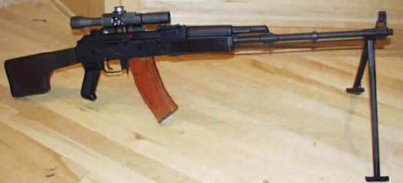 RPK 74 (Russian)