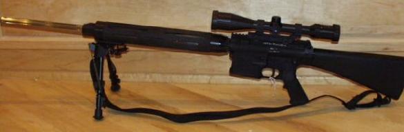SSK Industry AR10 7mm WSM