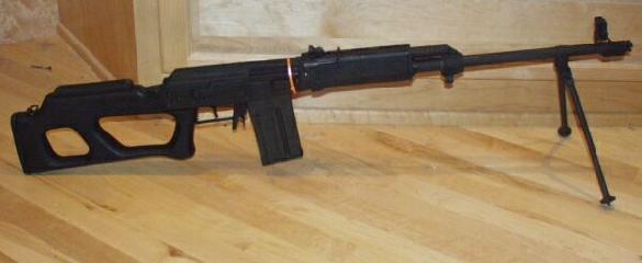 Valmet M78/83S .308