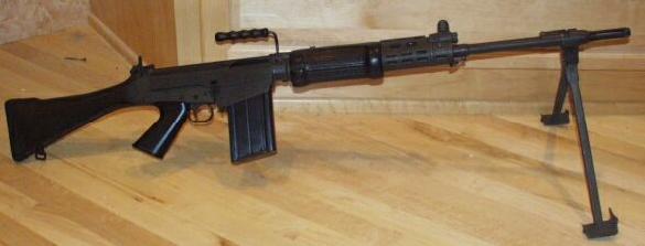 Springfield Armory SA 48 Match .308