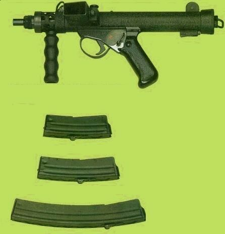 STERLING ARMAMENTS MK7-A4