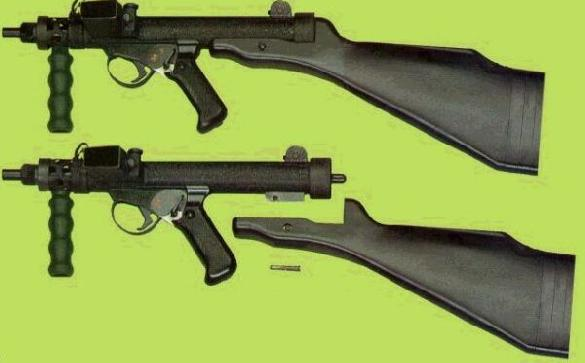 STERLING ARMAMENTS MK7-A4M and MK7-A8M
