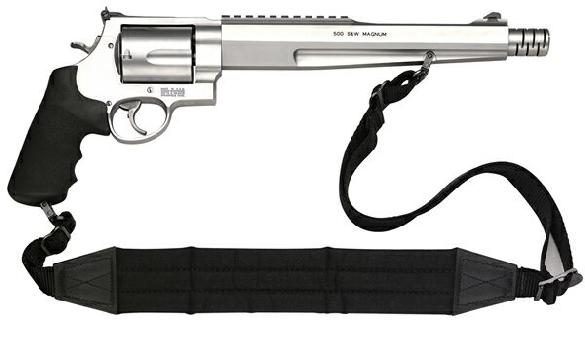 S&W MODEL 500 MAGNUM HUNTER