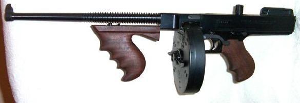 Thompson 1927-A5 Pistol