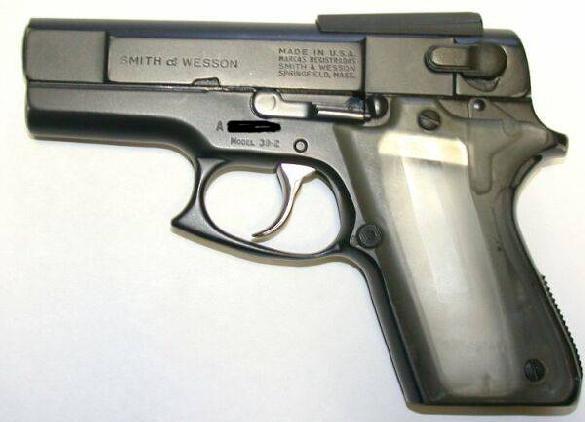 S&W Model 39-2 ASP