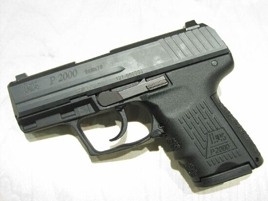 HK P2000-K