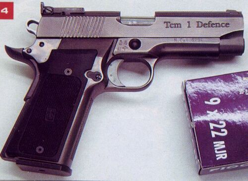 TECNEMA TCM-1 Defence