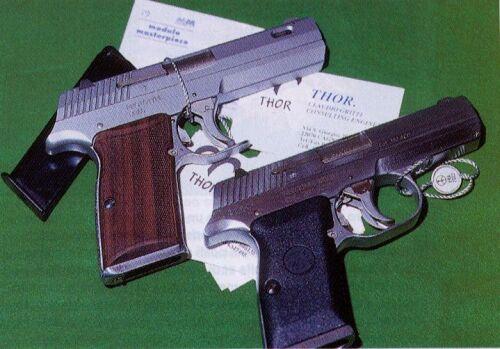 MODULO MASTERPIECE (THOR) Resolver