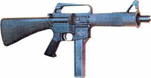 LAFRANCE M16-K/.45