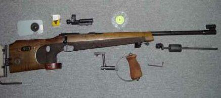 Walther gx-1 .22lr