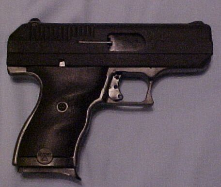 Hi Point Model C9 9mm poly frame, steel slide