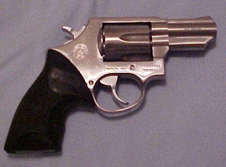 Taurus Model 66 revolver, 357 cal, 2.5