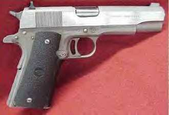AMT Goverment Model Hardballer .45 ACP