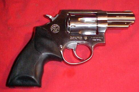 Taurus Model 65 .357 caliber, 2.5